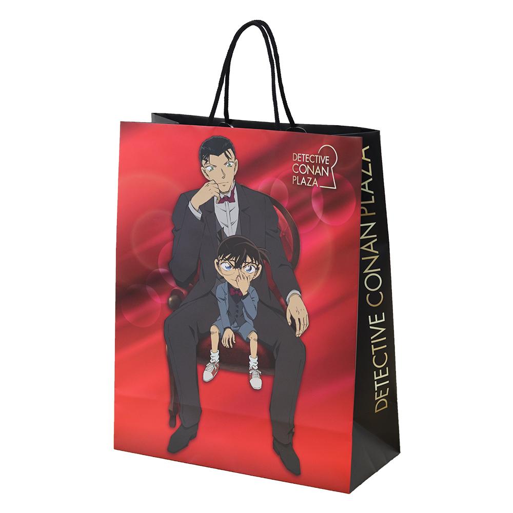 名探偵コナンプラザ2021メインビジュアル ショップバッグ