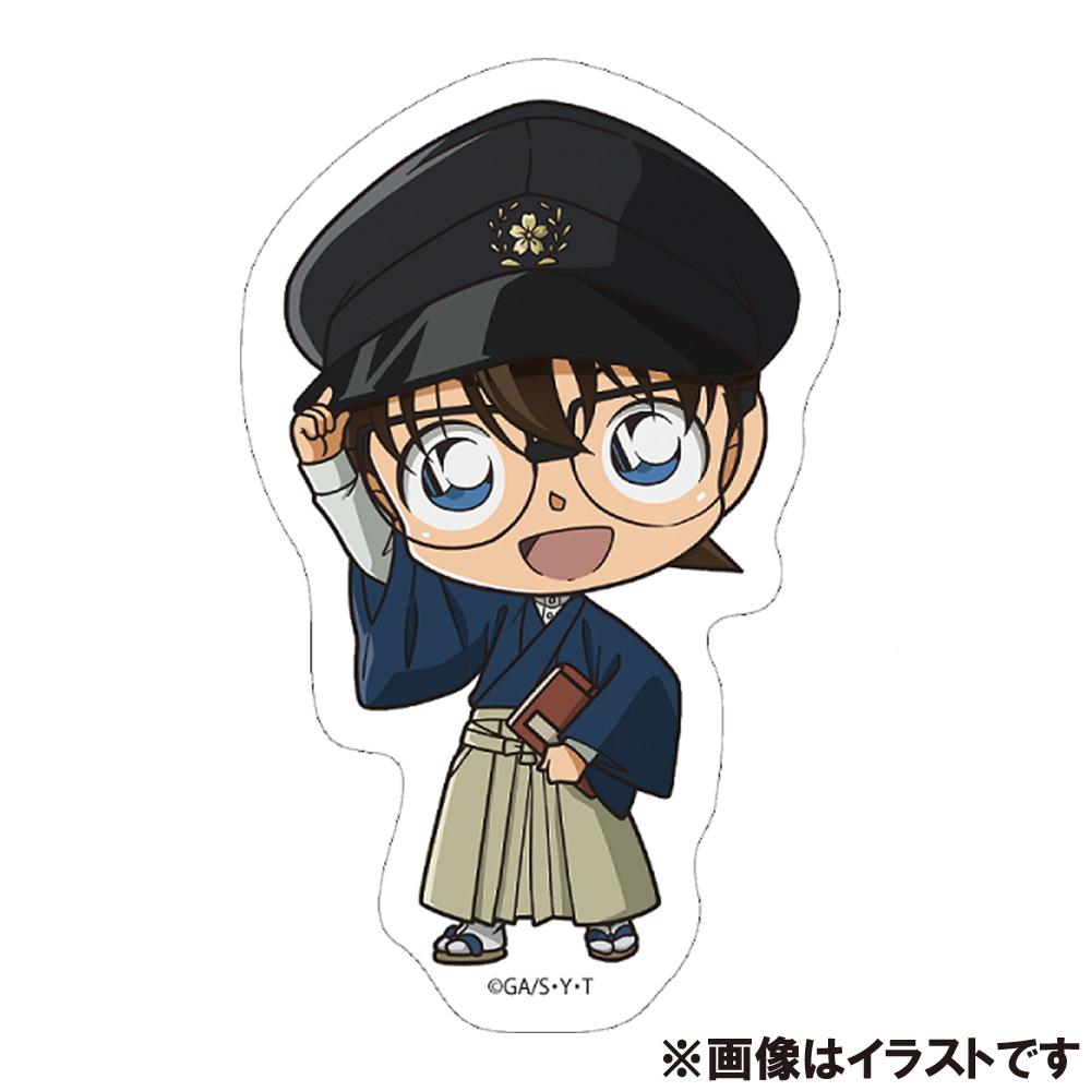 名探偵コナンステッカー コナン(ハイカラデフォルメ)