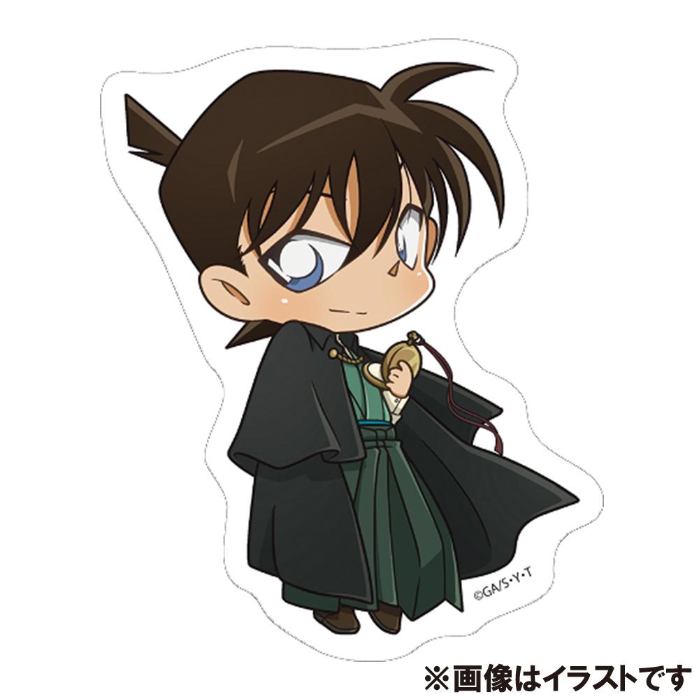 名探偵コナンステッカー 新一(ハイカラデフォルメ)