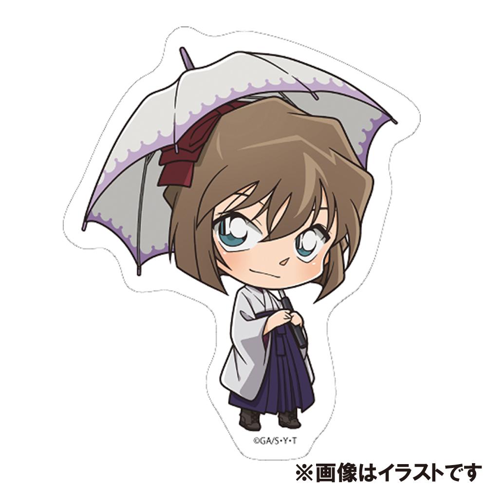 名探偵コナンステッカー 灰原(ハイカラデフォルメ)