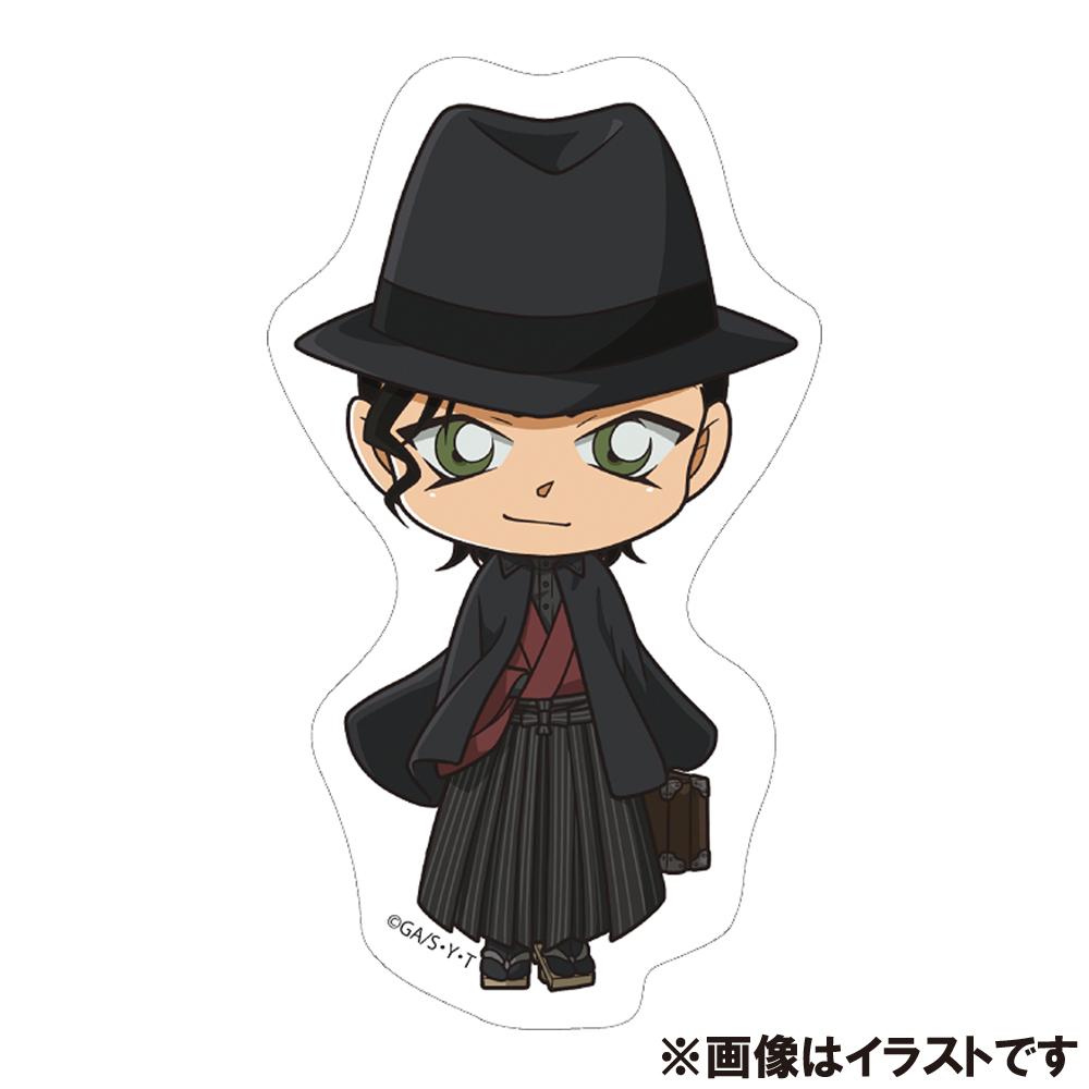 名探偵コナンステッカー 赤井(ハイカラデフォルメ)